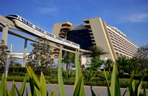 Less than Magical Refurbishment at Disney's Contemporary Resort