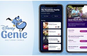 Latest Update on Disney's Genie Planning App
