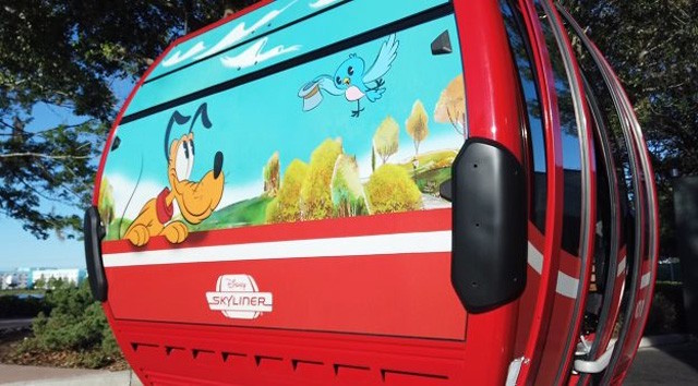 Breaking News: A Disney Skyliner Accident Causes Collision
