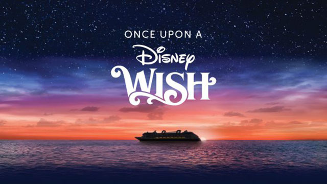 Disney Cruise Line invites you for a special sneak peek of the Disney Wish