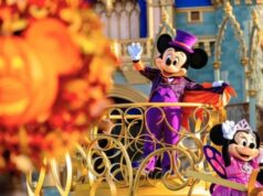Maleficent the Dragon and Other Event Offerings at Boo Bash