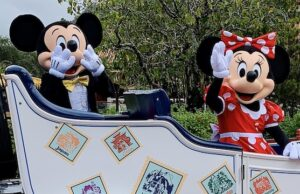 This Disney World cavalcade is coming to an end