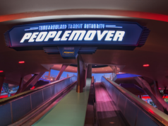 The PeopleMover has Reopened at the Magic Kingdom!