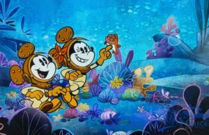First Ever Attraction at Sea is Coming to the Disney Wish!