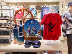 Disney World offers Disney Cruise Merchandise for a Limited Time