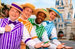 Cast Members Happily Return to the Magic in Large Numbers