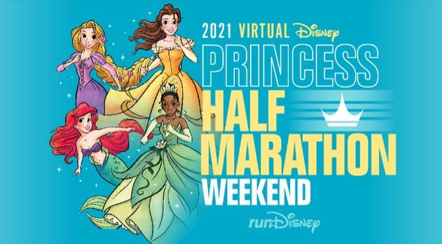 Unboxing the Amazing 2021 Princess Half Marathon Medals