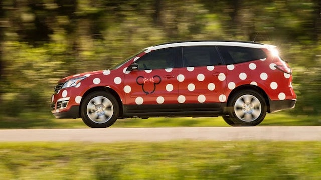 New signs (literally) point to the return of Minnie Vans