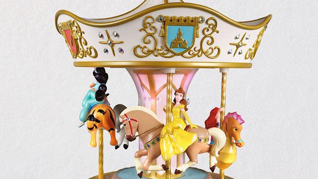 The Best of Hallmark's 2021 Disney Ornaments