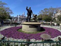 What it was like to visit Disneyland on reopening day and meet Disney's CEO