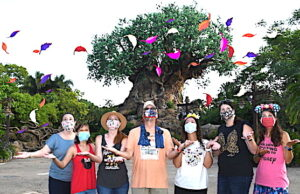 NEWS: Disney CEO Chapek addresses new CDC mask guidelines