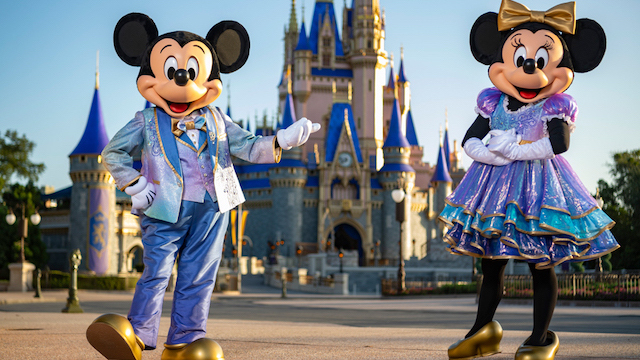 Cast Members get a new look for the 50th Anniversary of Magic Kingdom
