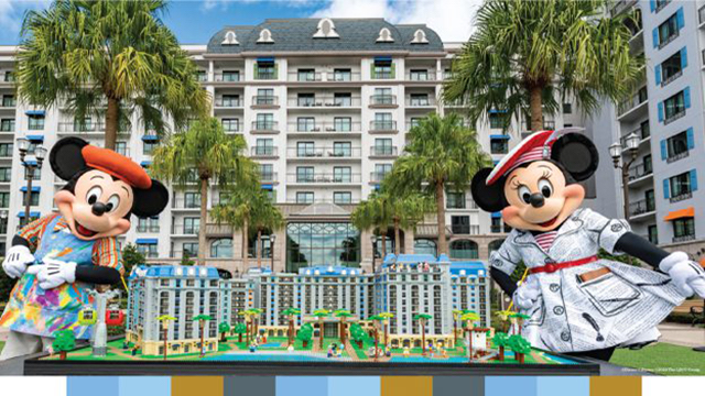 Enter for a Chance to Win a Riviera Inspired Disney Vacation