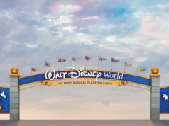 Social Distancing Continues to be Removed from Walt Disney World