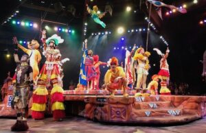 Special Live Viewing of the Festival of the Lion King