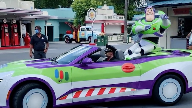 Valet Parking Benefits are Returning to Walt Disney World