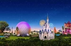 You won't believe all the new places where Disney World reduced physical distancing