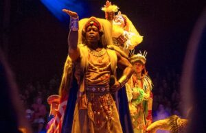 Everything that has changed (and stayed the same) for the Festival of the Lion King show