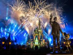 Disney World is testing more fireworks!