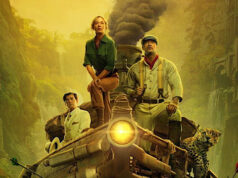 The release date for the new Jungle Cruise movie!