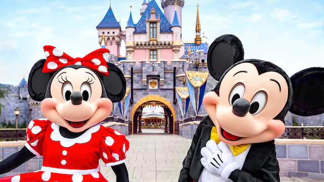 Breaking News: Disneyland will reopen to out-of-state guests soon!