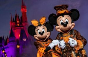 Will Disney make an announcement soon regarding Halloween parties?