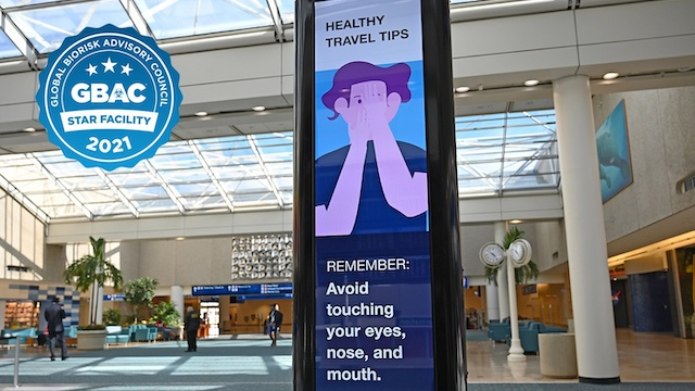 Orlando Airport makes statement about masks after state restrictions are lifted