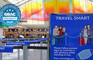 Changes to Physical Distancing Guidelines at Orlando Airport