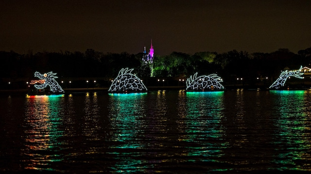 One of Disney World's Oldest and Most Nostalgic Nighttime Shows: The Electrical Water Pageant