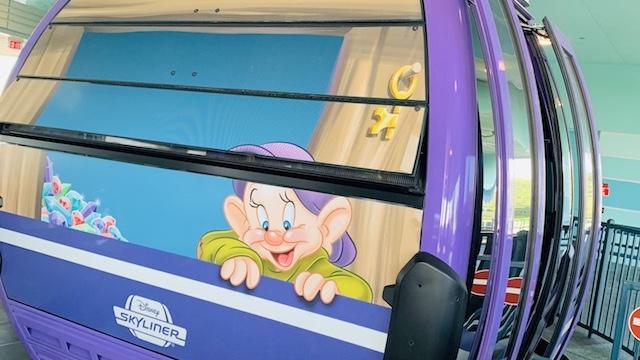 Breaking: Disney Skyliner is Closing for Refurbishment