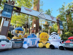 New May the 4th Merchandise and Food at Disney World