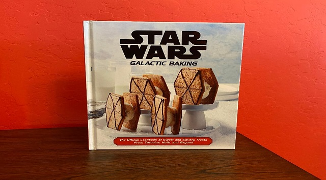 This New Star Wars Galactic Cookbook is out of this Galaxy