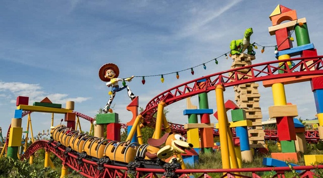 Disney World Releases New Theme Park Hours for July