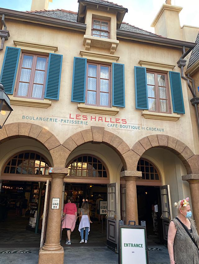 Why I love Les Halles Boulangerie-Patisserie quick service