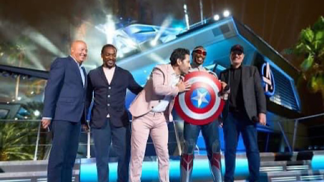 Watch the exciting Avenger Campus Opening Ceremony Replay
