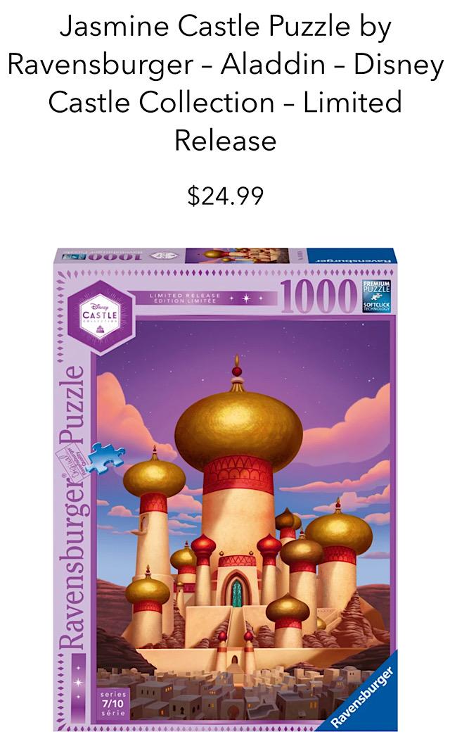 Jasmine Castle Collection