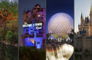 Many Disney World Attractions in all Four Theme Parks are Currently Closed