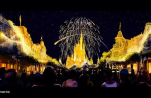 New 50th anniversary commercial gives us a sneak peek of the Disney Enchantment fireworks