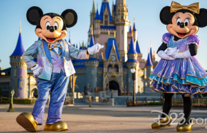 Disney Releases Park Hours for the 50th Anniversary!