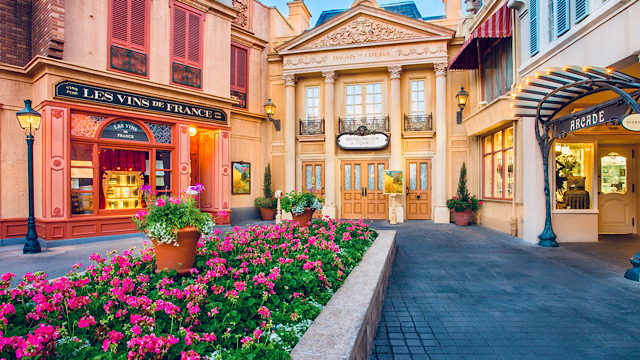 Everything you need to know about EPCOT's France Pavilion