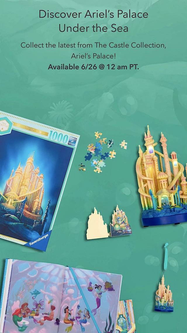 ariel castle collection