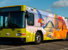 Check out the Latest Disney World Transportation to Remove Physical Distancing