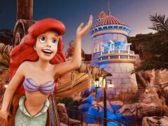 Disney just released the new Ariel Castle Collection Date