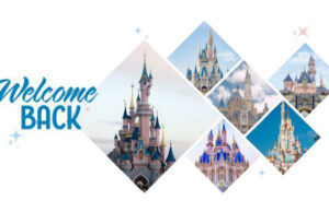 For the first time in forever... All Disney Theme Parks are now open!