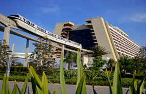 Capacity Increased on the Monorail in a Big Way