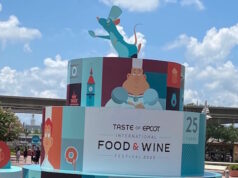 Check Out the great new merchandise coming to the EPCOT Food and Wine Festival