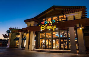 Mobile Checkout added to a new store at Disney World