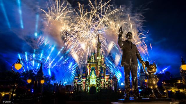 Breaking: Fireworks are returning to Magic Kingdom!