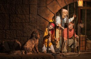 Guests aboard Pirates of the Caribbean Experience an Unexpected Adventure