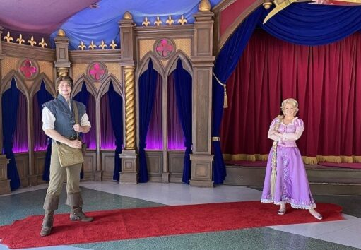 Finding More of our Favorite Characters at Disneyland Park